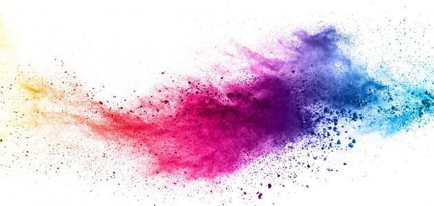الفرق بين ألوان بانتون وألوان سبوت