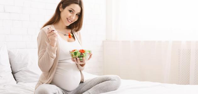 برنامج غذائي للحامل أسبوع بأسبوع