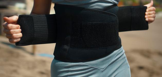 حزام الظهر للحامل: أسباب توجب عليكِ ارتدائه