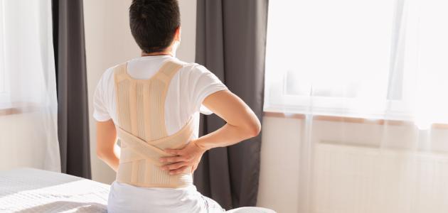 فوائد حزام الظهر الطبي