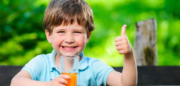 أعراض نقص فيتامين سي للأطفال
