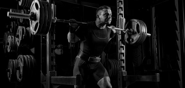 هل يفيد حزام الظهر لكمال الأجسام؟