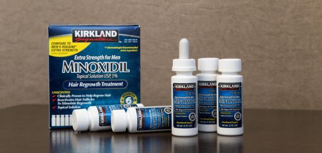 مينوكسيديل (Minoxidil): هل يعالج الصلع الوراثي؟