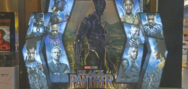 قصة فيلم Black Panther