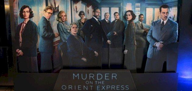 أحداث فيلم Murder on the Orient Express