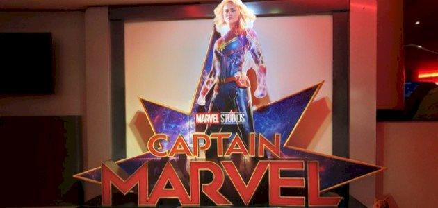 قصة فيلم Captain Marvel