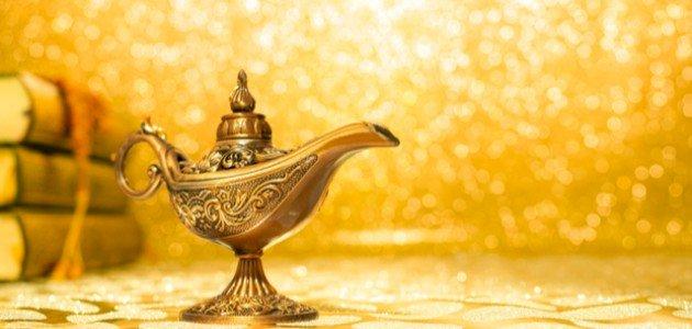 قصة فيلم Aladdin 1992