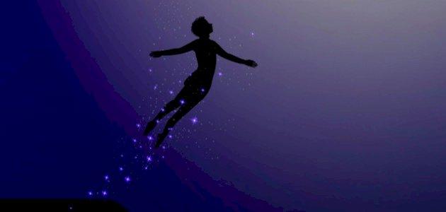 أحداث فيلم Peter Pan