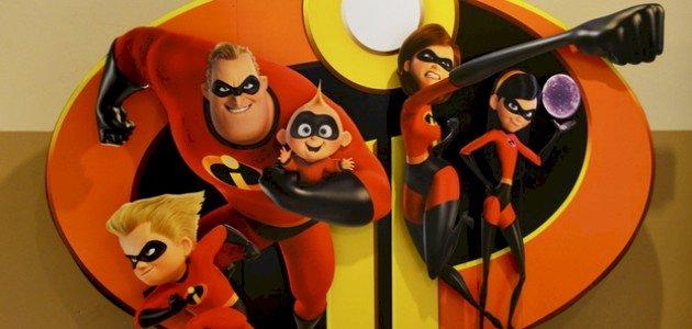 قصة فيلم The Incredibles