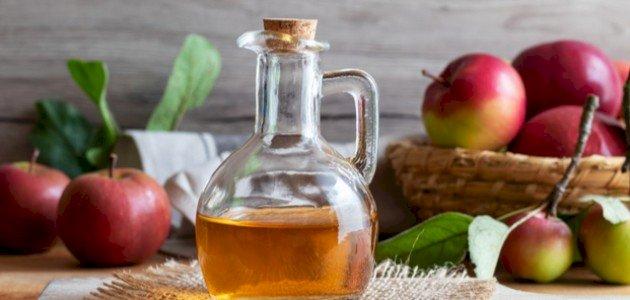 فوائد خل التفاح للكرش، أضراره وكيفية الاستخدام