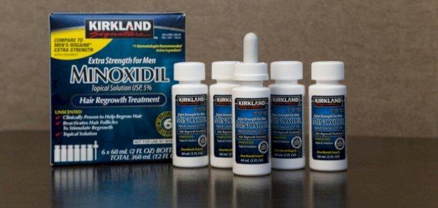 بخاخ المينوكسيديل للشعر: فوائده، وأضراره وطريقة استخدامه