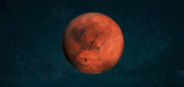 قيمة تسارع الجاذبية على المريخ وأهم عمليات الرصد